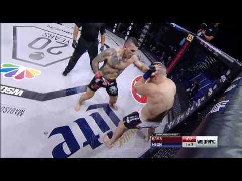 #WSOFNYC: Smealinho Rama vs. Jake Heun Full Fight