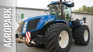 New Holland T9.560 (2012)