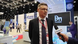 Смотреть видео Тагир Нигматулин, президент АО «РЭП Холдинг», VII РМЭФ 2019 - Госзаказ.ТВ онлайн
