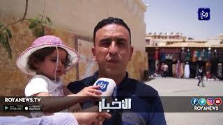 البترا تستقبل ضيوفها  وزائريها بالقهوة العربية والحلوى - (17-6-2018)