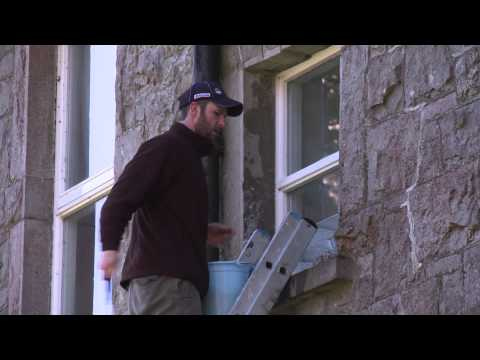 Ireland - cleaning day