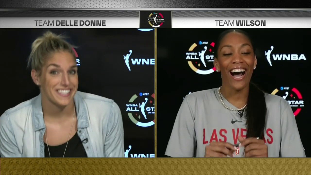 WNBA All-Star Team Selection Special