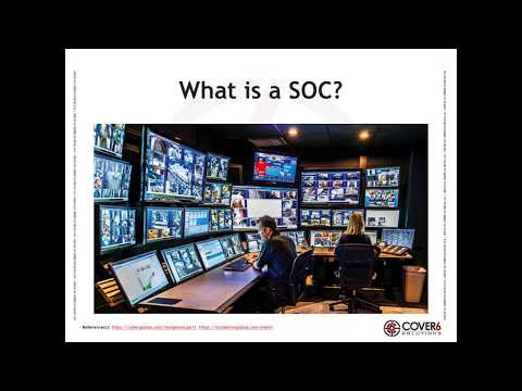 SOC Analyst Fundamentals