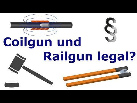 Elektromagnetische Waffen Und Das Deutsche Waffengesetz (WaffG)
