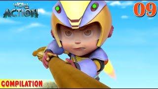 Vir : The Robot Boy | Vir Action Collection - 9 | Action series | WowKidz Action