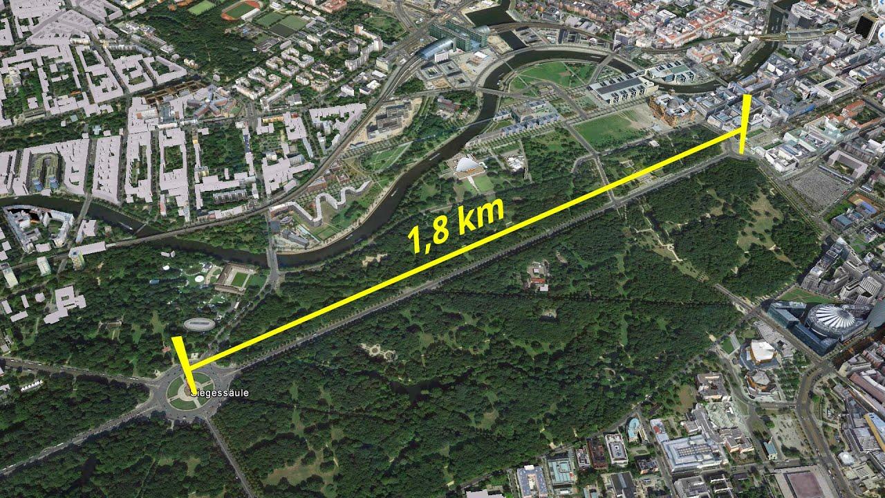 Google earth tipp entfernungen messen youtube