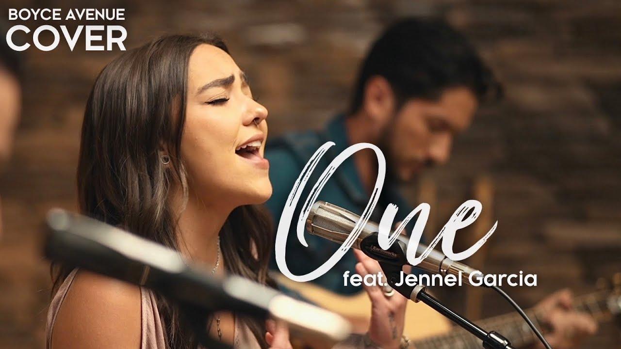 One - U2 ft. Mary J. Blige (Boyce Avenue ft. Jennel Garcia acoustic cover) on Spotify & Apple