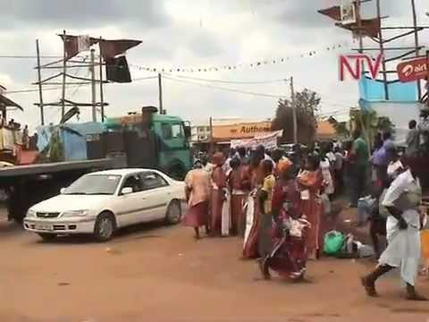 Okulambula kwa Kabaka: Bannamasaka bali mu keetalo