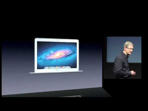 Tim Cook CEO - Apple - Special Event - October 4, 2011
