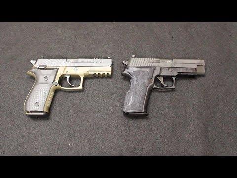 AREX Rex Zero 1 vs Sig P226