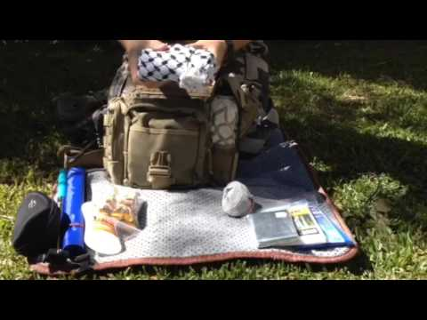 Maxpedition e Trekking de um dia