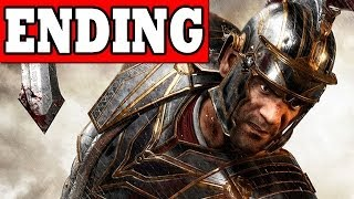 RYSE Son of Rome Ending Ryse Final Boss Part 19 Chapter 8 Let's Play Playthrough PC XBOX ONE