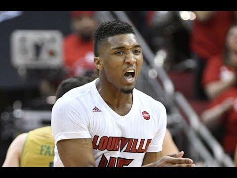 Detroit Pistons Should Draft Donovan Mitchell (Louisville)