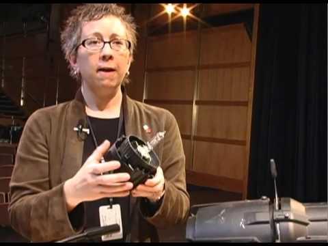 Gear: The Ellipsoidal Reflector Spotlight