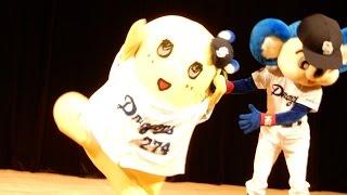 今日は2016.11.23♪いい兄さんの日の水曜日♪ ドアラ兄さんとの夢の競演イベントで♪ ウインクあいち大ホールに来てるなっし~♪ ふなっしーラ...