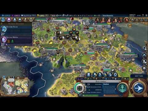Civilization 6 İnceleme (Civilization VI Turkish Preview)