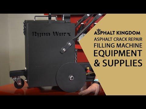 Asphalt Crack Repair Filling Machine | Equipment & Supplies | Asphalt Kingdom