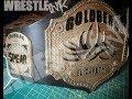Goldberg Tribute Championship belt