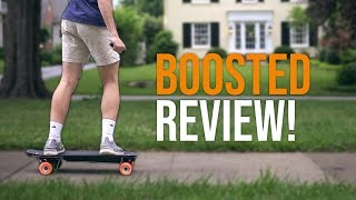 Boosted Mini S: Student's Review