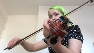 Violin with Amy Bache - Grade 1 arpeggios