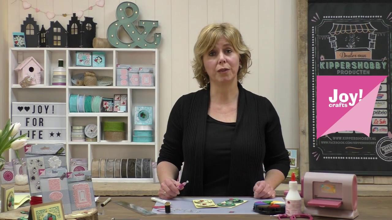 Create A Lieveheersbeestje Met Mery Cozijnsen Inspirationtv Kippershobby