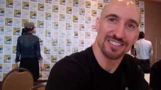 SDCC 2013: 'Teen Titans Go' - Scott Menville, voice of Robin