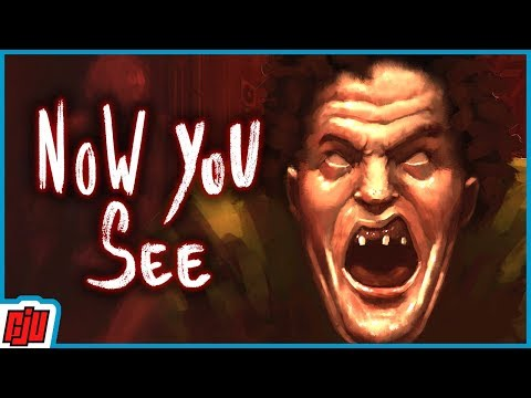 Now You See | Indie Horror Game | PC Gameplay Walkthrough