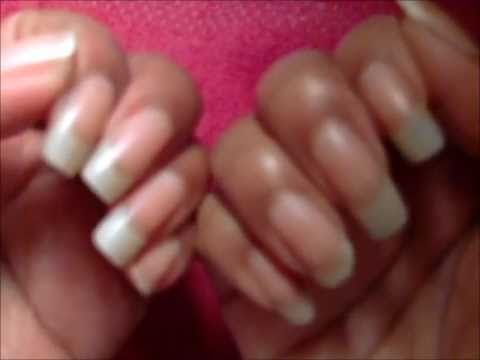 How to Whiten Yellow Nails FAST! - YouTube