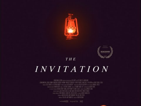 the invitation movie review youtube