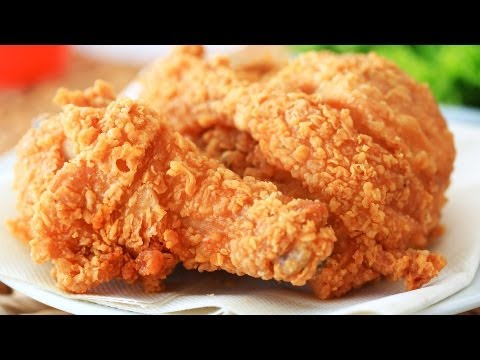 How to Fry Deep-Fried Chicken | Deep-Frying
