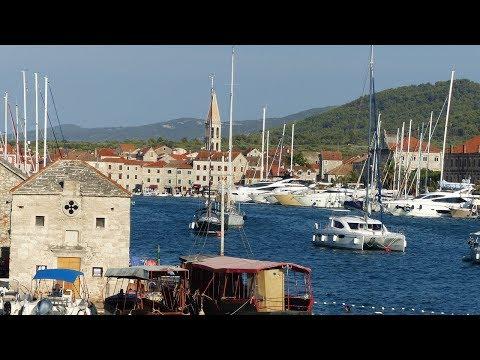 Croatia. Split Makarska Korcula Mljet Dubrovnik Hvar Stari Grad. My Travels Neil Walker