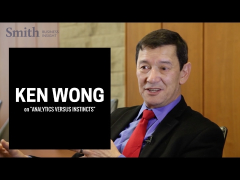 Ken Wong on Marketing Analytics and Instincts