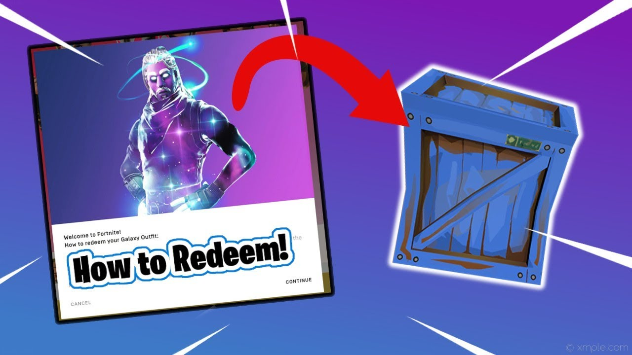 *UPDATE* How to REDEEM Galaxy Skin WITHOUT Preordering ...