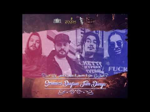 Nosta- Sesimizi Duysun Tüm Dünya (Feat Muşta, Maestro, Şam) (Official Audio)