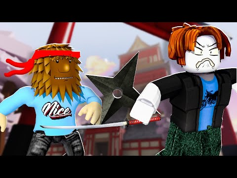 Breaking Ninja Tycoon In Roblox | JeromeASF Roblox |