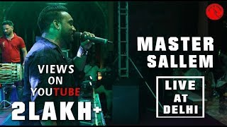 Master saleem live at delhi