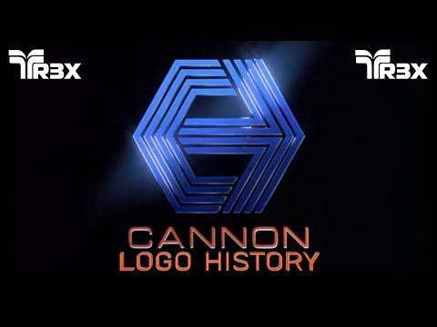 Cannon Logo History