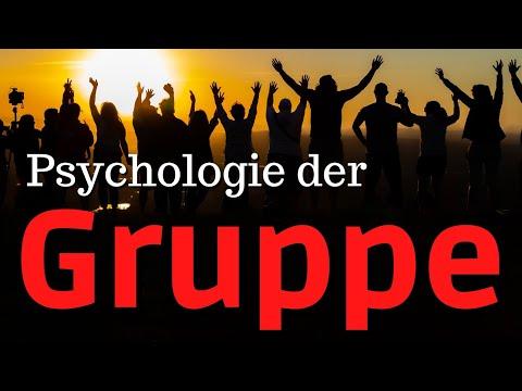 Psychologie der Gruppe: Wenn schon minimale Gemeinsamkeiten verbinden...