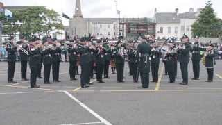 The Band of The Royal Irish Regiment - Killaloe