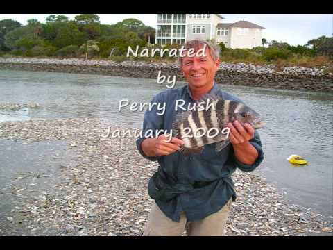 Edisto Fishing With Perry Rush