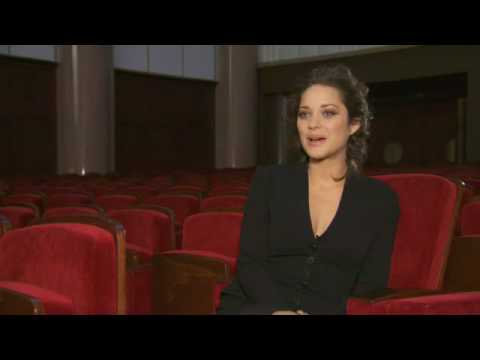 Marion Cotillard interview -Dior The Lady Noire