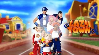 LazyTown S01E04 Crystal Caper