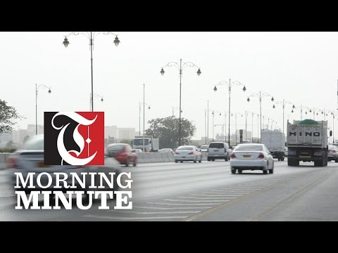 Oman's Emergency Services Issues Car Safety Warnings