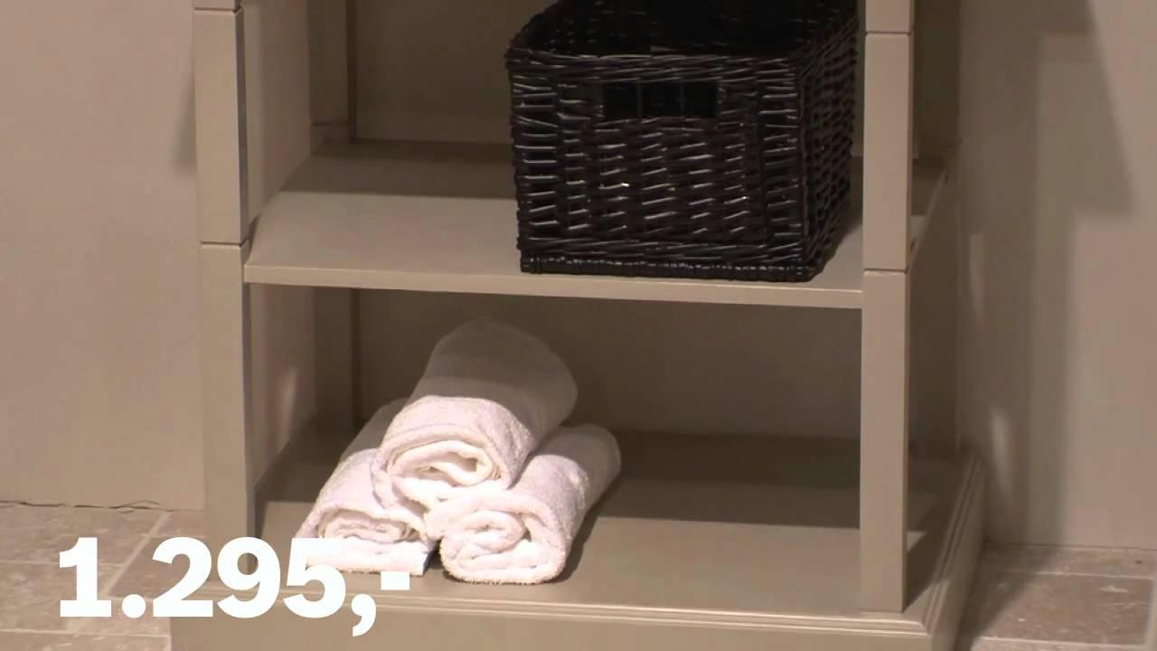 Van Heck Badkamers: mooie tijdloze en trendy badkamers - YouTube