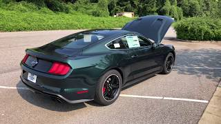 My 2019 BULLITT walkaround! Exhaust revs! First look!