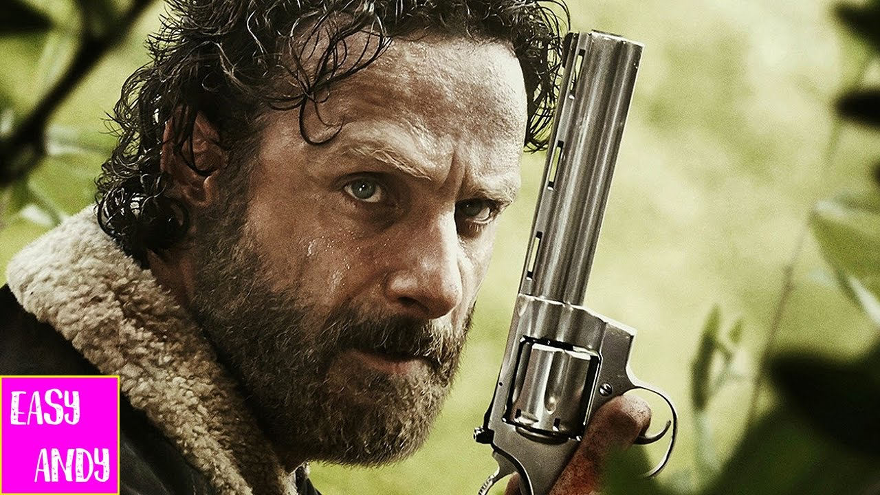 5 staffel walking dead