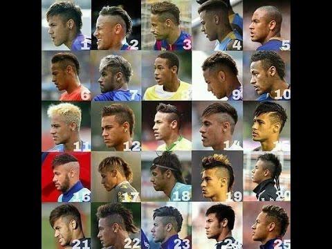 Neymar Jr ● Top 20 Hairstyle & Haircut |HD|
