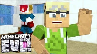 The NEW Gymnasium! - Minecraft Evolution SMP #74