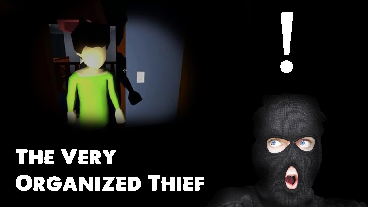 the very organized thief download # 48