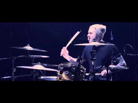 Luke Holland - The Word Alive - Dark Matter Drum Playthrough